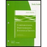 South-Western Federal Taxation 2010: Corporations, Partnerships, Estates and Trusts (with TaxCut Tax Preparation Software CD-ROM and and RIA Printed Access Card for 2010 Tax Titles), Hoffman, William H. and Raabe, William A., 0324828934