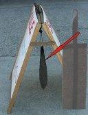 NEOPlex A-Frame Ballast Weight Bag