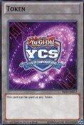 Yu-Gi-Oh! - YCS Purple Token (TKN4-EN017) - Battle City Tournament Kit Promos - Promo Edition by Yu-Gi-Oh!