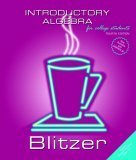 Introductory Algebra 9780131492622