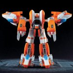 Rescue combined series 07 Hyper Submarine Robo (japan import)