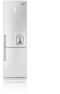 Lggb - Combi Electronico Lg Gb5135Swaw, No Frost, 343L, 201X59.5X65.5Cm, A+, Zona Cero, Dispensador Agua: Amazon.es: Hogar