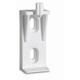 Soporte de radiador de 1 u/ña de nylon