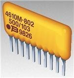 1 piece Resistor Networks /& Arrays 9pins 10Kohms Bussed