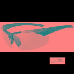 e80fb7f6b9 Amazon.com   Tifosi Optics Tifosi Z87.1 Jet Fc Matte Black Tactical  Sunglasses - Clear   Beauty