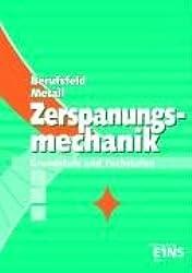 Berufsfeld Metall, Zerspanungsmechanik