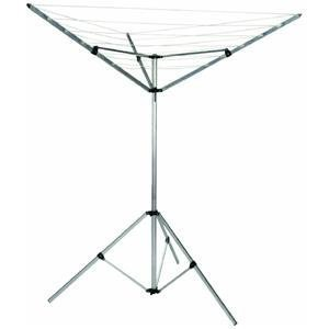 Household Essentials 3-Arm Portable Umbrella-Style Clothes Dryer