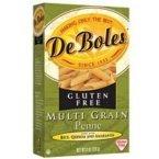DeBoles Multi Grain Penne Pasta, 8 Ounce - 12 per case. by DeBoles