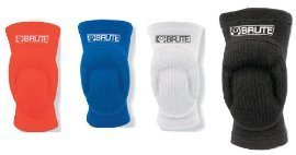 Brute VW01 Bubble Wrestling Knee Pad - SIZE: Large - XX-Large, COLOR: Black