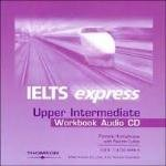 Ielts Express Upper Intermediate-Workbook Audio, Lisboa, Martin and Hallows, Richard, 1413009689