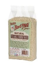 Couscous, Pearl, Natural , 16 oz (pack of 4 ) ( Value Bulk Multi-pack) by Bobs Red Mill