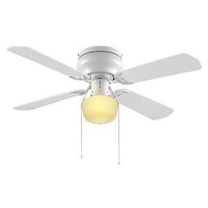 Hampton Bay Littleton 42 in. Ceiling Fan (Hampton Bay Ceiling Fan Light Cover Replacement)