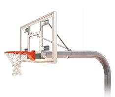 最初チームBrute選択steel-acrylic in ground固定高さバスケットボールsystem44 ;砂漠ゴールド B01HC0C2V0