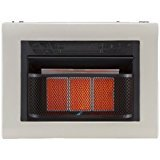 Cedar Ridge CH3TPU Gas Space Heater, BTU 20,000, Beige