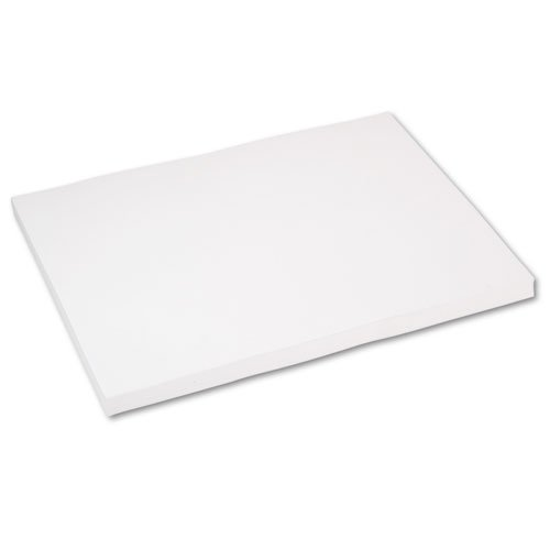 Heavyweight Tagboard, 24 x 18, White, 100/Pack, Sold as 1 Package by Pacon