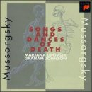 Mussorgsky: Songs & Dances of Death