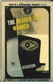 vintage pocket books - The Reader Is Warned (Sir Henry Merrivale Mysteries) (Vintage Pocket Book # 303)