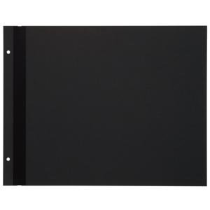 xtra Photo Album Sheets 12x12 Black ()