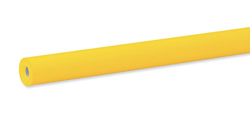 Pacon PAC57085 Fadeless Bulletin Board Art Paper, 4-Feet by 50-Feet, Canary (57085) -