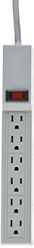 Steren 905-106 6-Outlet Surge-Protected - Ocean Outlet City