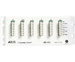 CHANNEL VISION AB-404 A-bus Panel Distribution Module
