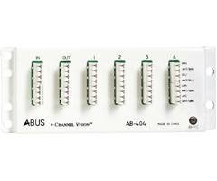 CHANNEL VISION AB-404 A-Bus Panel Distribution - Abus Vision Channel