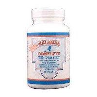 Malabar Complete Milk Digestant 180 tab ( Multi-Pack) by Malabar Formulations