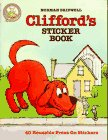 Clifford's Sticker Book, Norman Bridwell, 0590336576
