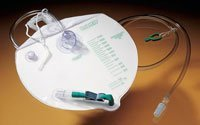57154002EA - Urinary Drainage Bag with Anti-Reflux Chamber 2,000 mL