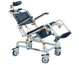 ShowerBuddy roll in shower chair with tilt