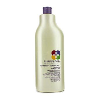 Pureology Perfect Platinum Shampoo Ounce