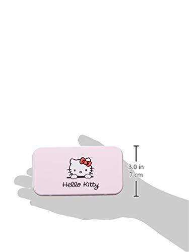 fcfb8fbe5 Cute Hello KItty 7PCS Makeup Brush Set Foundation Eyebrow Eyeliner Blush  Cosmetic Concealer Brushes Pink (