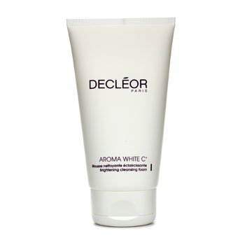 Decleor Aroma White C+ Brightening Cleansing Foam, 5 Ounce