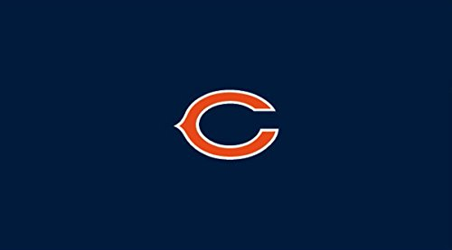 Imperial Officially Licensed NFL Merchandise: 8-Foot Billiard/Pool Table Cloth, Chicago Bears