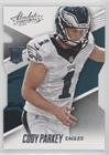 Cody Parkey (Football Card) 2014 Panini Absolute - [Base] - Retail #133