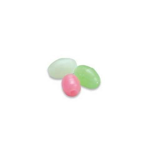 - Owner American Corp Soft Glow Bead Green Size 4 24 per pk #5197-408