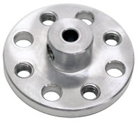 Lightweight Set Screw Hub ServoCity