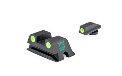Meprolight Walther Tru-Dot Night Sight for PPS. Fixed set by Meprolight