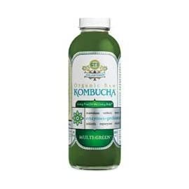 GTs Enlightened Organic Raw Kombucha Multi Green, 16 Ounce - 12 per case. 44 Important - Refrigerated items are perishable and tend to have short shelf lives - some of these can be as little as two weeks from the date of receipt - if you are ordering a large quantity, or are otherwise concerned about expiration dates, consider a frozen product. Ships refrigerated, CANNOT be cancelled after being processed.