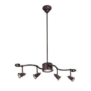 Hampton Bay Kara 5-light Track Lighting