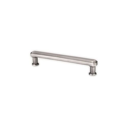 - Berenson Harmony Collection 128mm Center Handle Cabinet Pull, Vintage Nickel