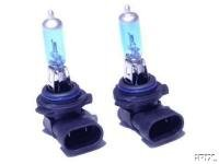 Xenon Super White Head Light for 96 97 98 99 00 01 02 03 04 Safari & Savana with Composite (Set of Two of 9007)