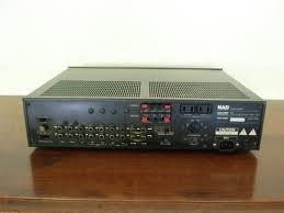 NAD 3150 Stereo Amplifier: Amazon co uk: Electronics