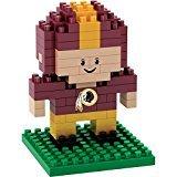 Washington Block (Washington Redskins Mini BRXLZ Player Building Blocks, One Size, Red)