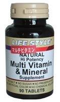 ライフスタイル(LIFE STYLE) マルチビタミン&ミネラル 5個セット B00MBY74AW