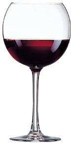 Cardinal Glassware Balloon Wine Glass 16 oz. - 47017