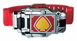 Japan Bandai Kamen Masked Rider Blade DX Blay Belt Buckle Set MIB Rare