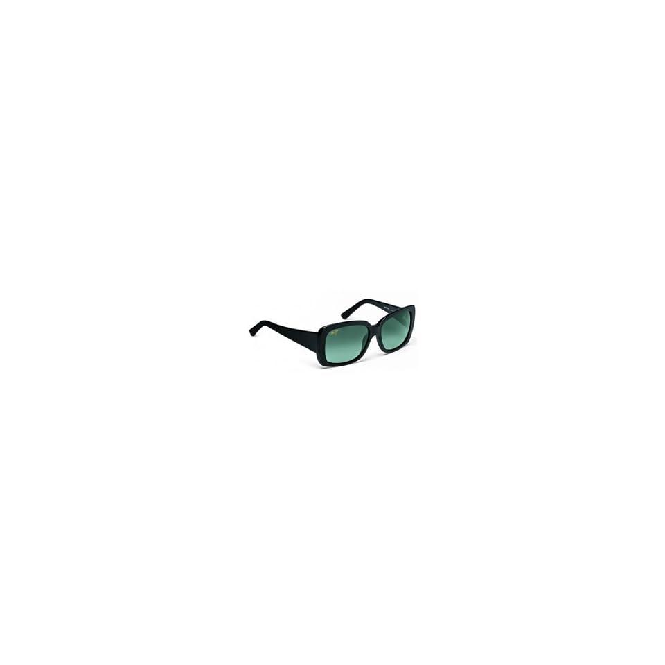 Maui Jim Lani Polarized Sunglasses   Black/Neutral Grey