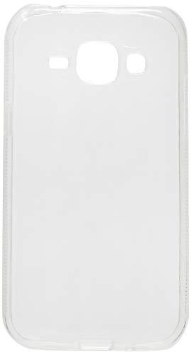 Husky Capa para Galaxy J1 em TPU Husky, Transparente