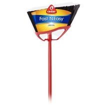 O'Cedar Fast 'N Easy Angle Broom 10 '' by Freudenberg Household Products